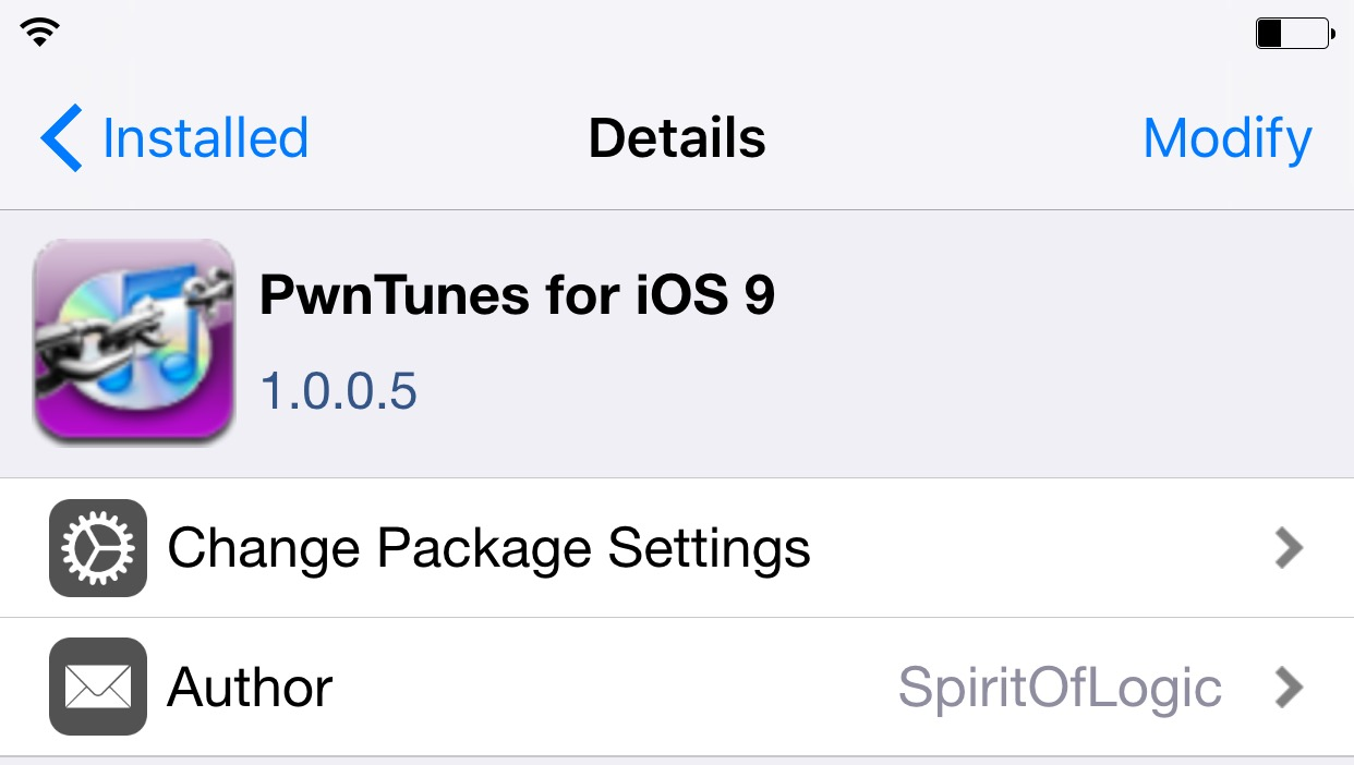 PwnTunes for iOS 9: manually manage music via Windows on a jailbroken device