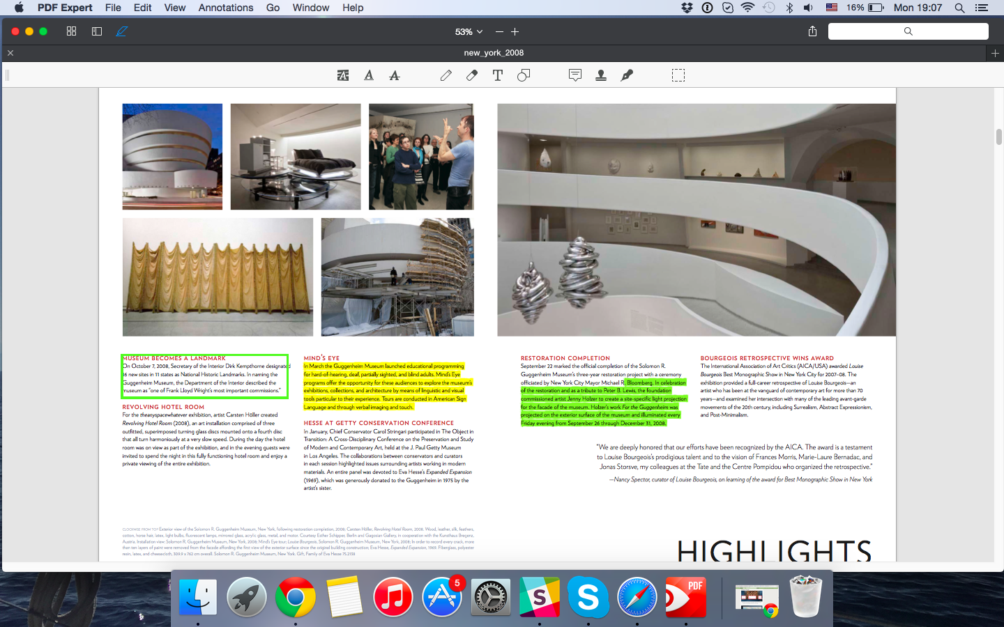 Readdle PDF Expert for OS X Mac screenshot 006