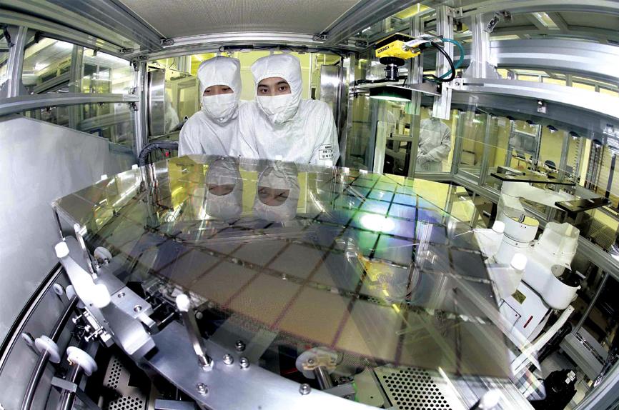 Samsung Cheonan plant image 001