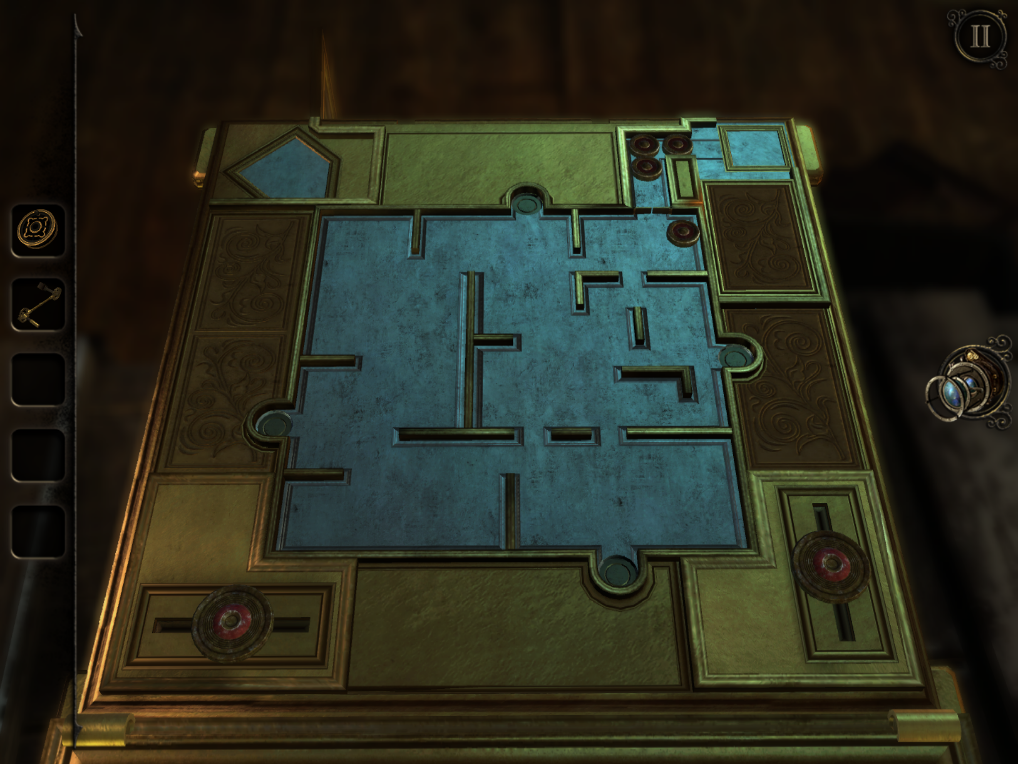 The Room Three Review Same Great Puzzle Solving But With