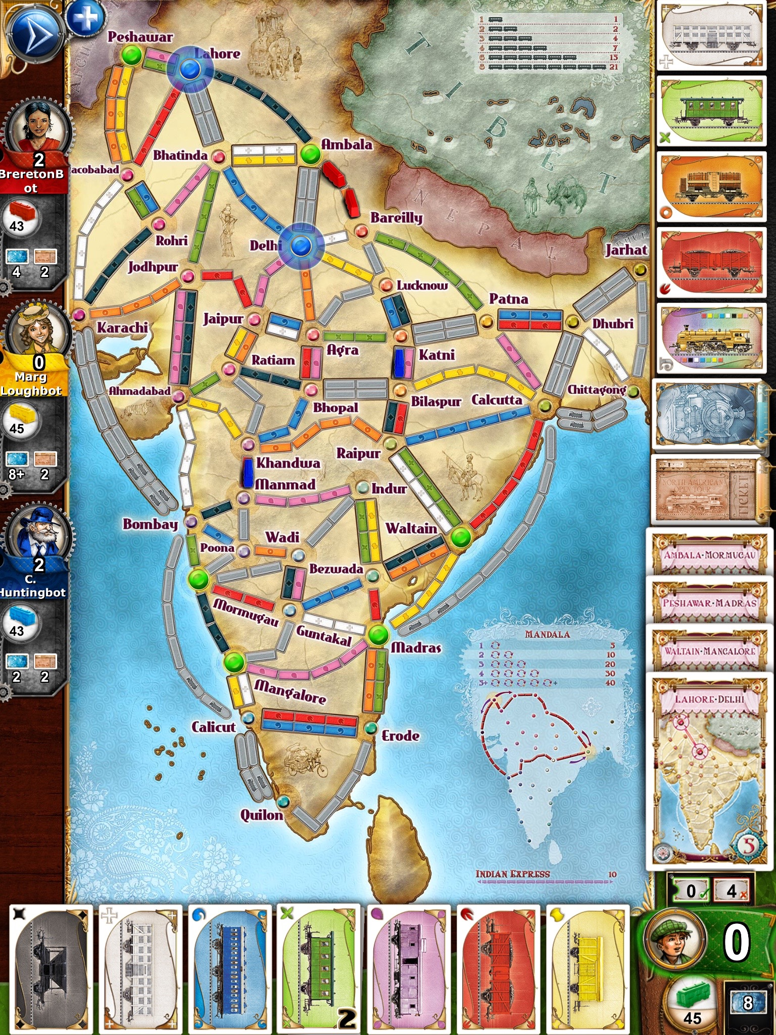 Ticket to Ride 3