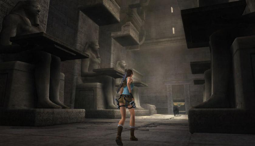 Captura de pantalla 001 de Tomb Raider Anniversary para OS X Mac