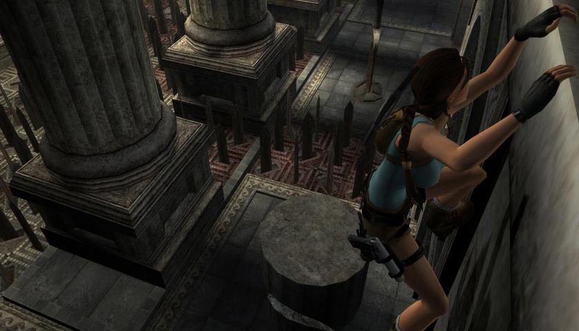 Captura de pantalla 003 de Tomb Raider Anniversary para OS X Mac