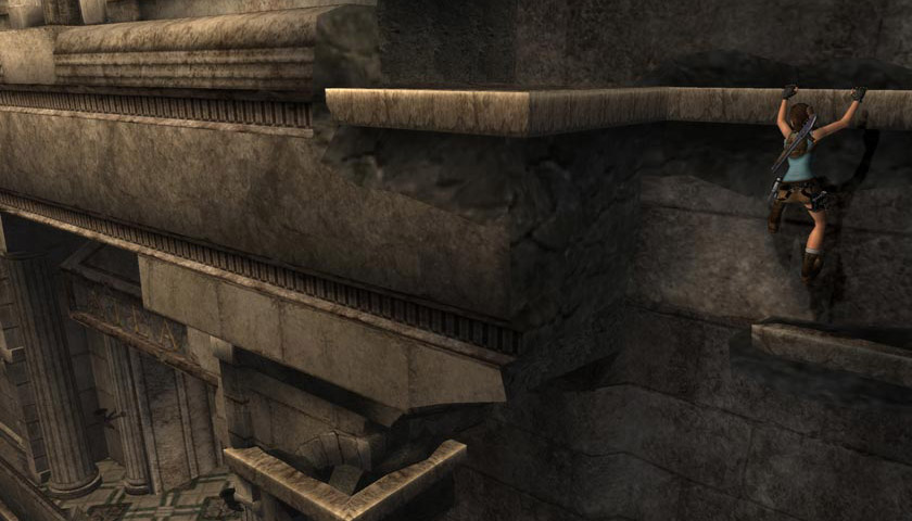 Tomb Raider Anniversary for OS X Mac screenshot 004