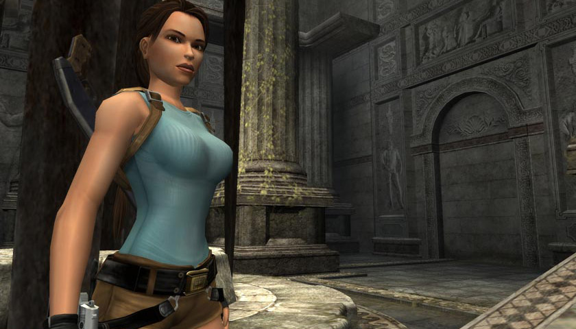 Captura de pantalla 006 de Tomb Raider Anniversary para OS X Mac
