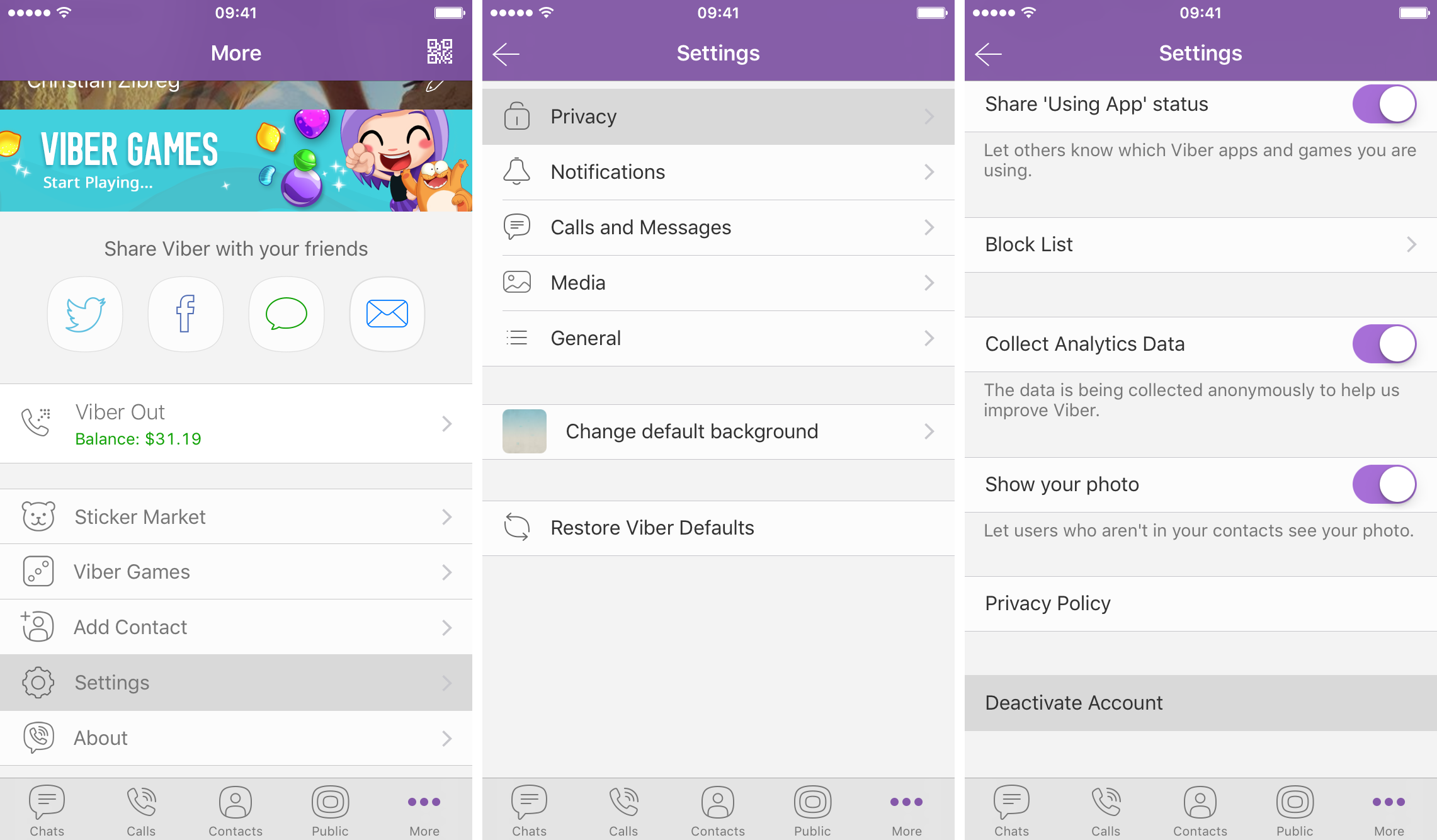 How to permanently delete your Viber account