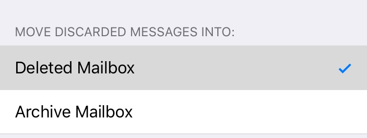iOS 9 Mail Trash All iPhone screenshot 004