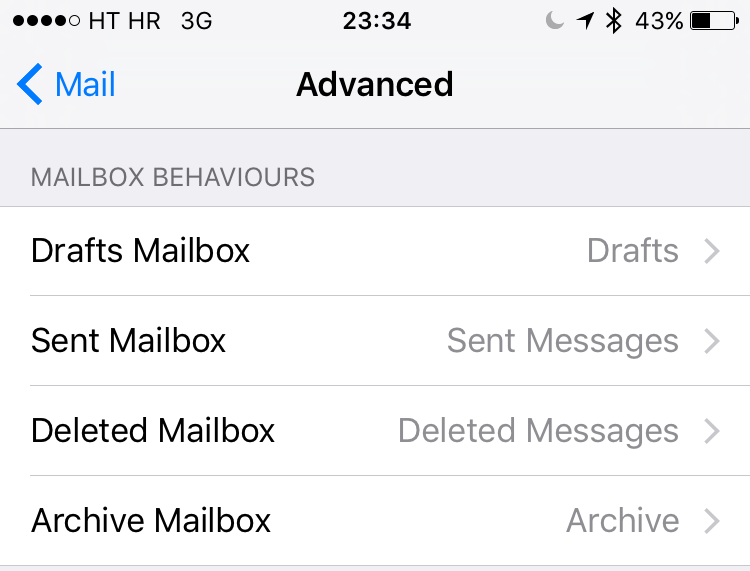 iOS 9 Mail Trash All iPhone screenshot 009