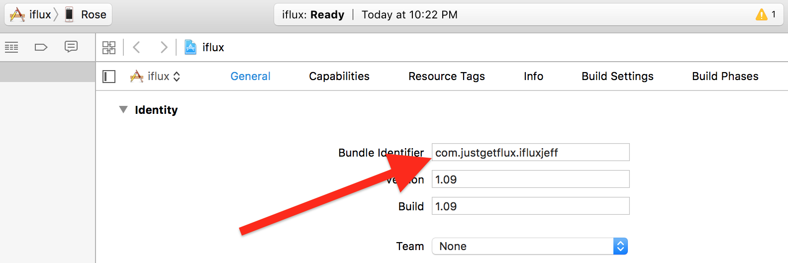 side load f.lux Xcode