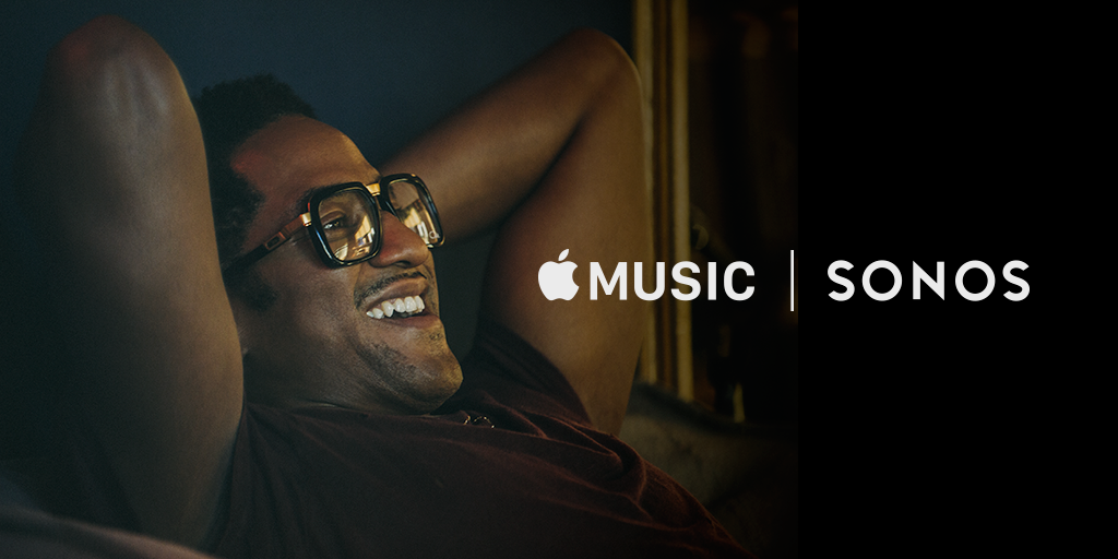 Apple Music Sonos integration teaser 001