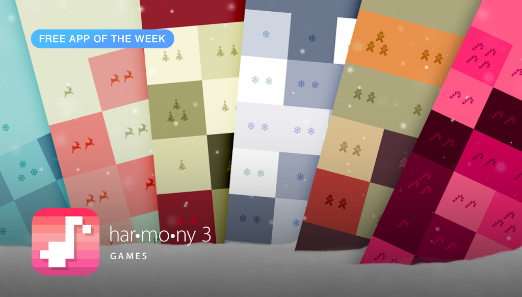 Harmony 3 for iOS Free App of the Week teaser 001