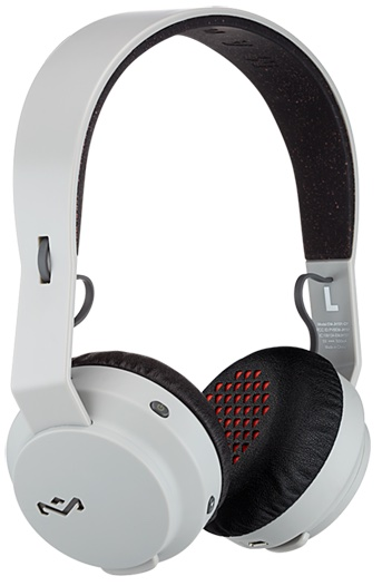 House of Marley Rebel headphones gray image 001