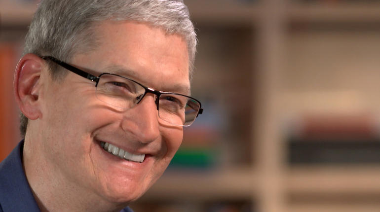 Inside Apple 60 Minutes Interview