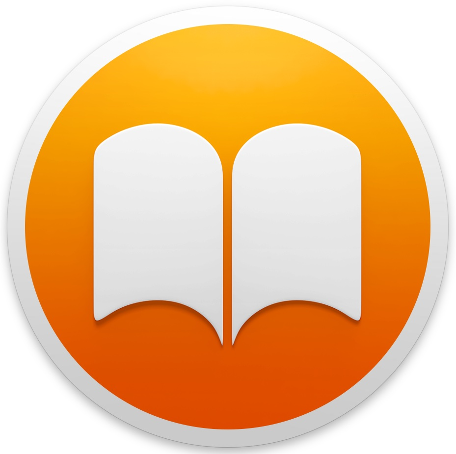 OS X El Capitan iBooks for Mac icon full size