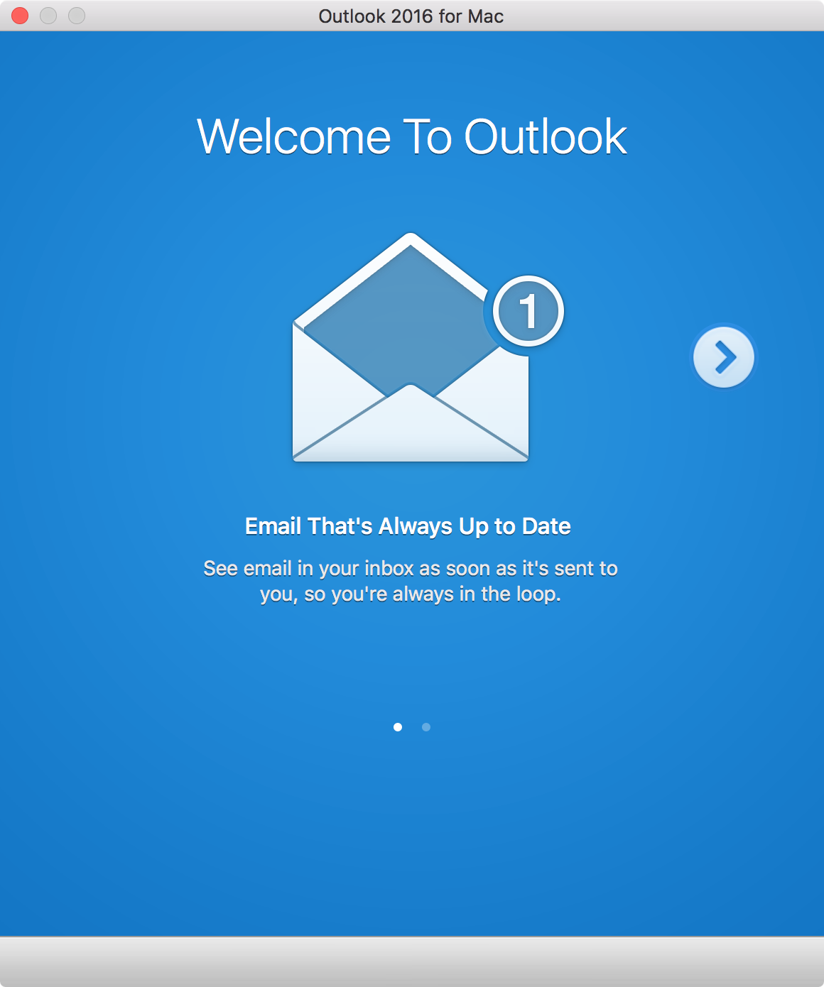 Outlook Launch