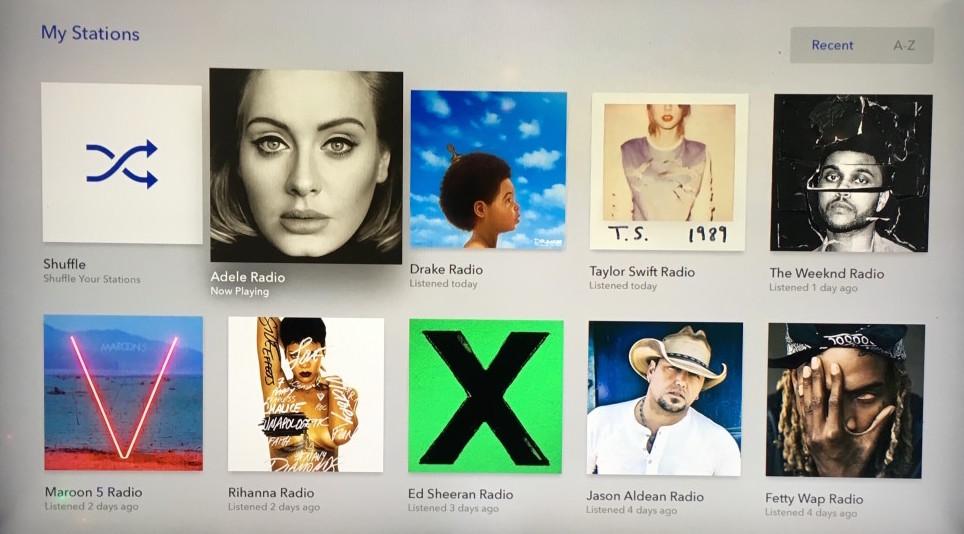 Pandora Apple TV