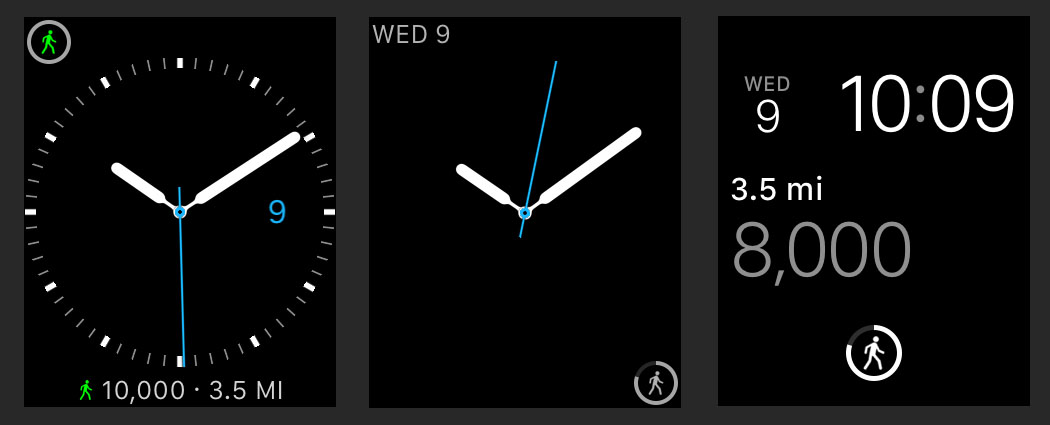 Pedometer Plus Plus 2.3 for watchOS Apple Watch screenshot 002