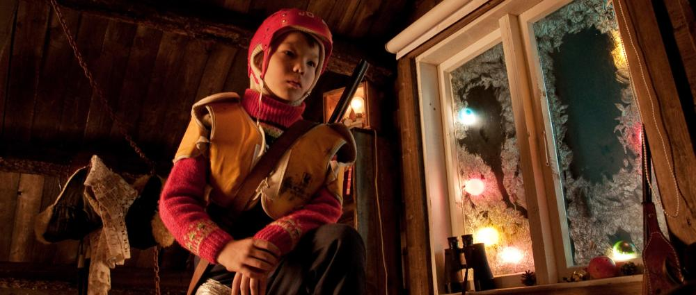 RARE EXPORTS: A CHRISTMAS TALE, Onni Tommila, 2010. ©Oscilloscope