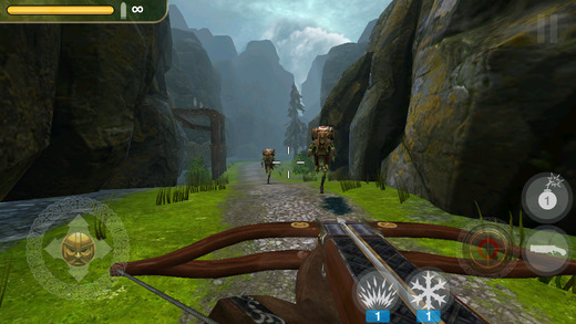 Respite 3D Epic Fantasy Shooter