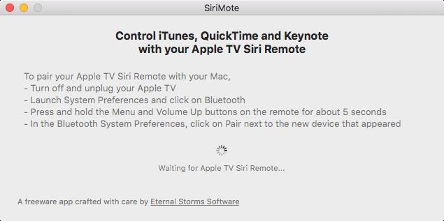 SiriMore for OS X 1.0 looking Mac screenshot 002