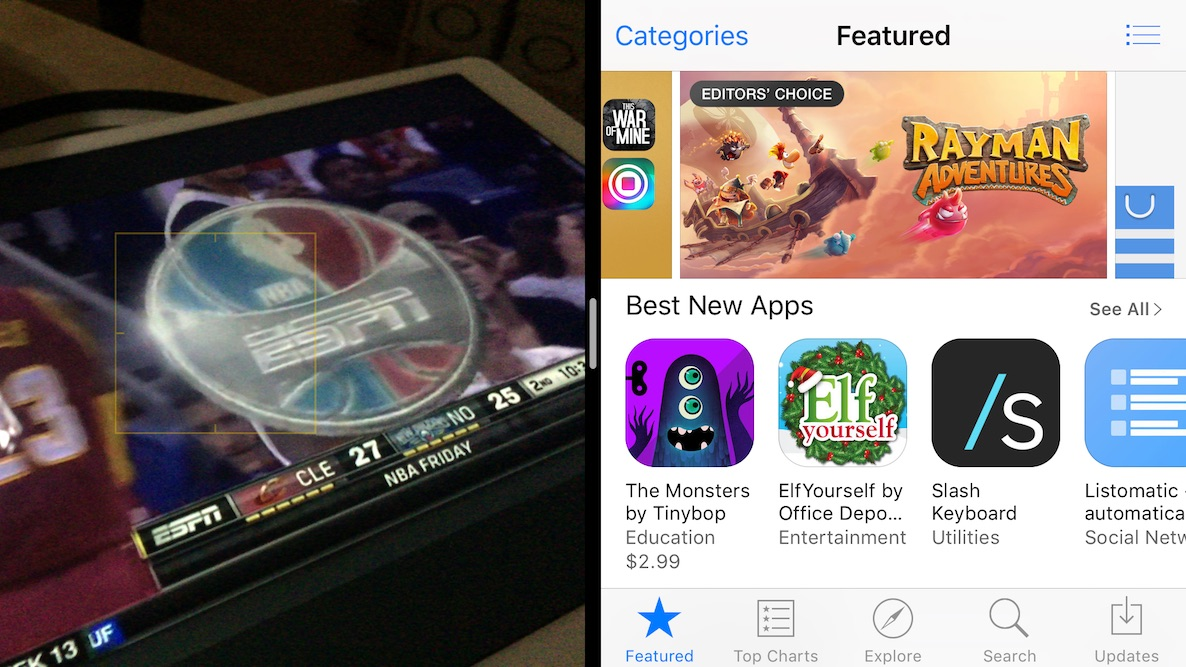 Splitify: use Split View on all jailbroken iOS 9 devices