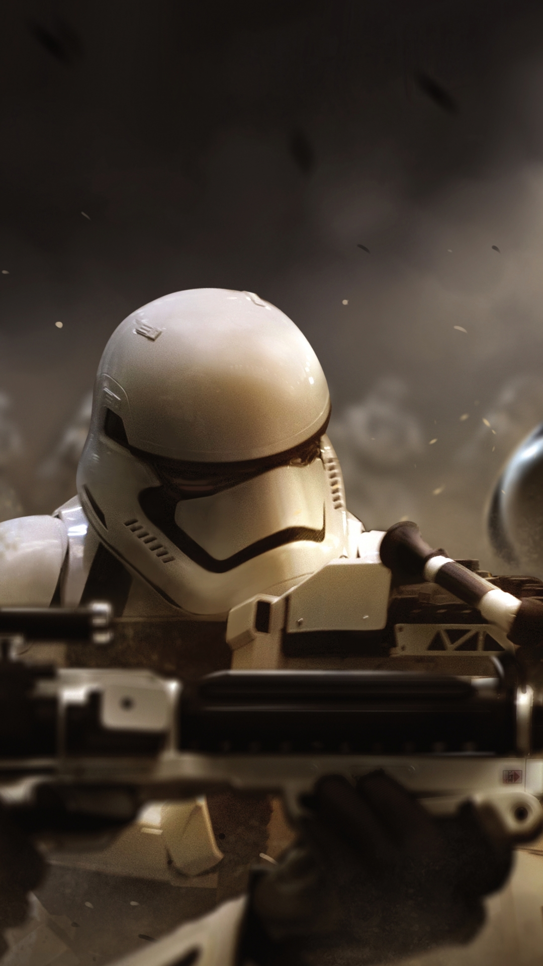 Star Wars The Force Awakens Wallpaper Stormtrooper Offensive