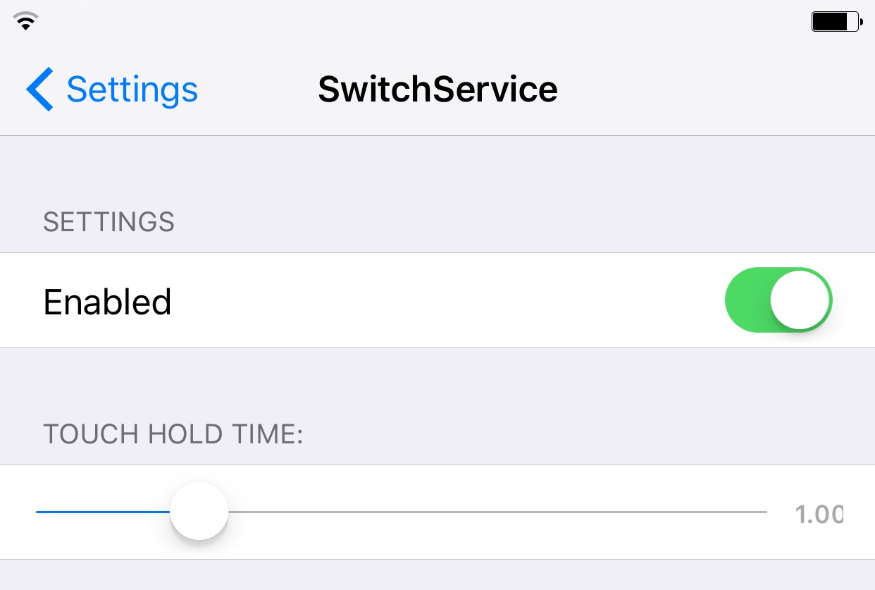 SwitchService