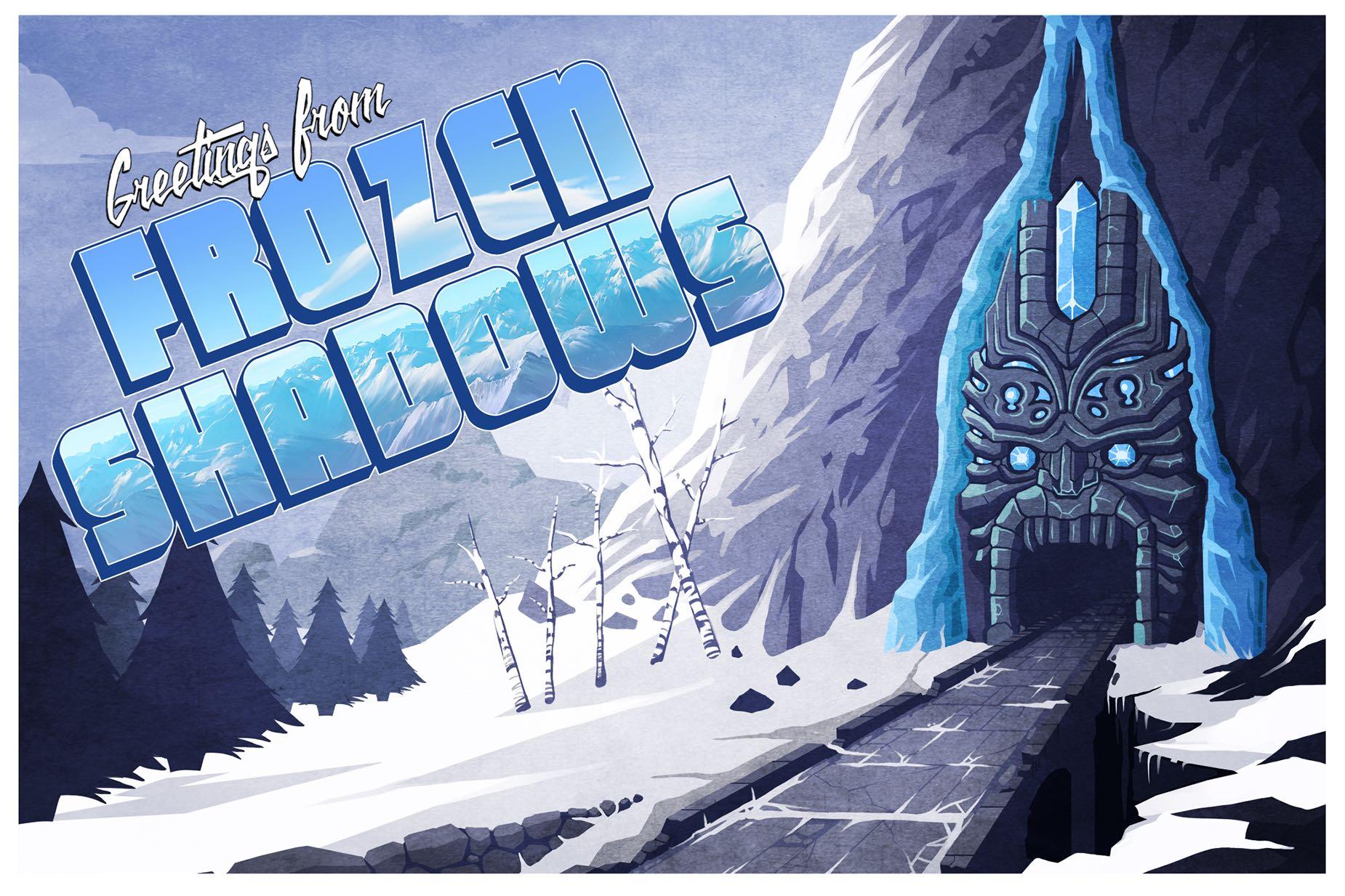 Teaser 001 de Temple Run 2 Frozen Shadows