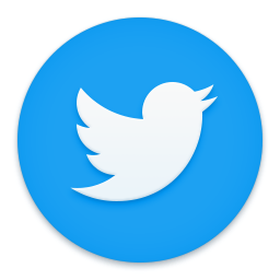 Twitter 4.0 for OS X app icon small