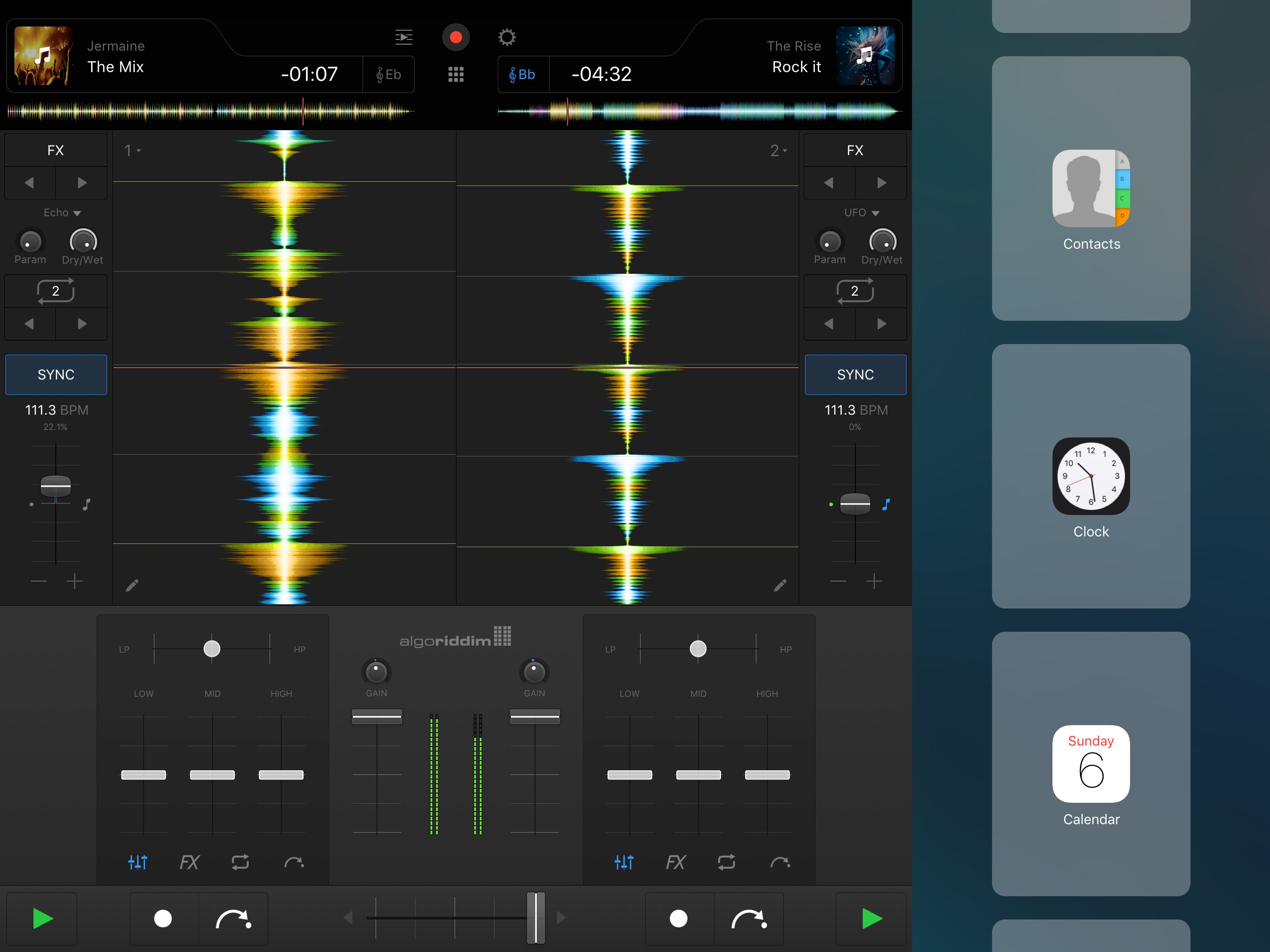 Apple's massive tablet gets its killer app: djay Pro for iPad Pro is