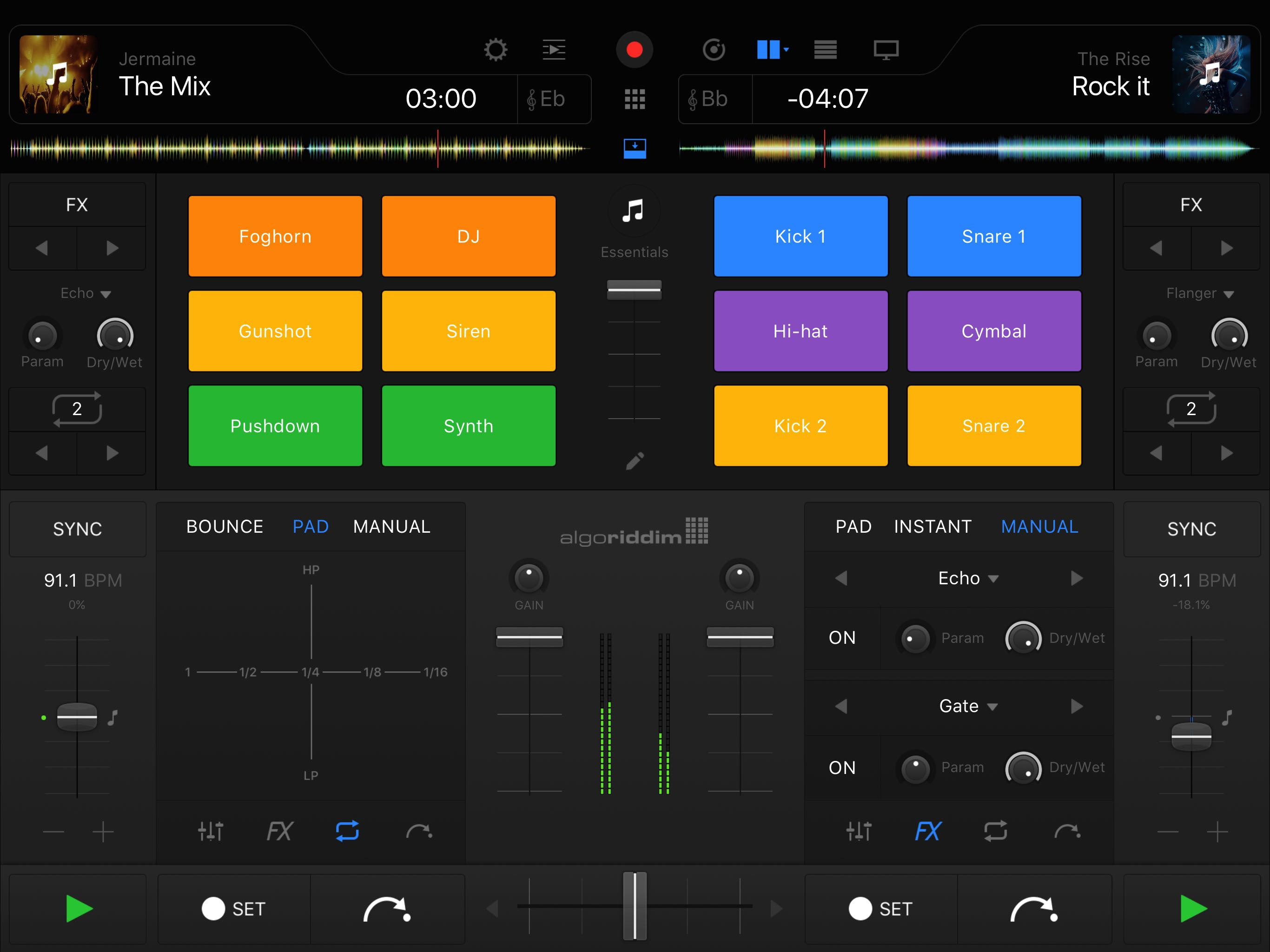 Apple's massive tablet gets its killer app: djay Pro for