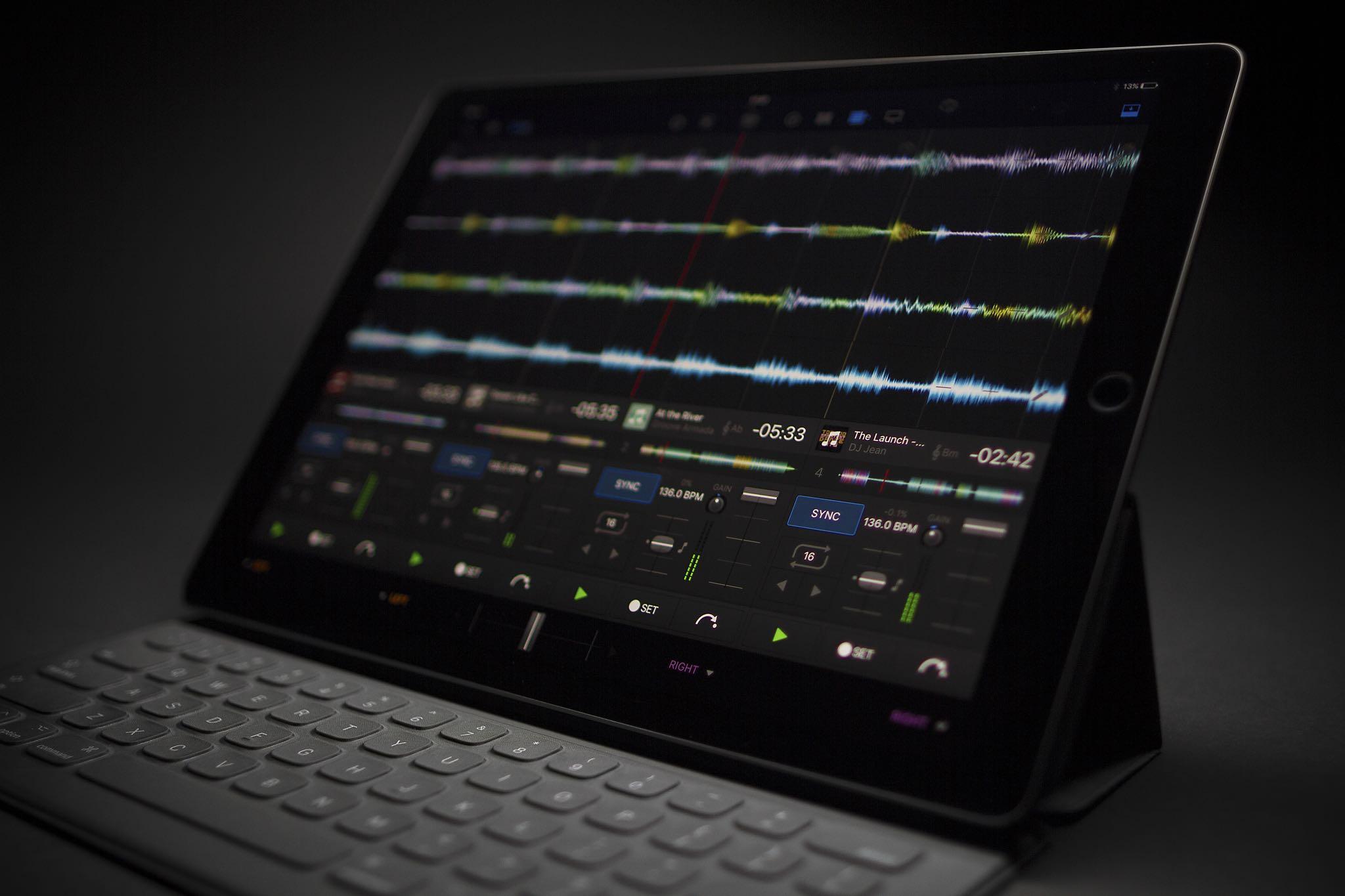 djay Pro 1.0 for iOS teaser 003