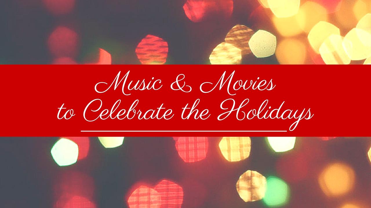 holidays music movies