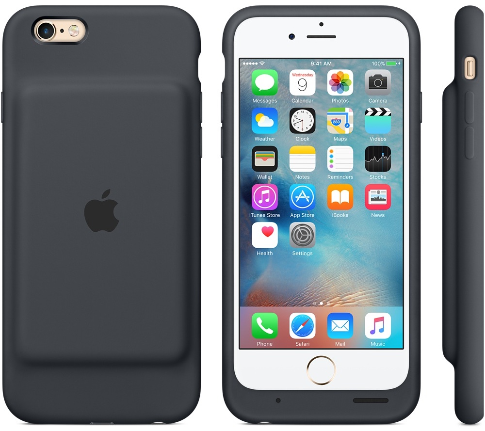 Apple Launches 99 Smart Battery Case For Iphone 6 And