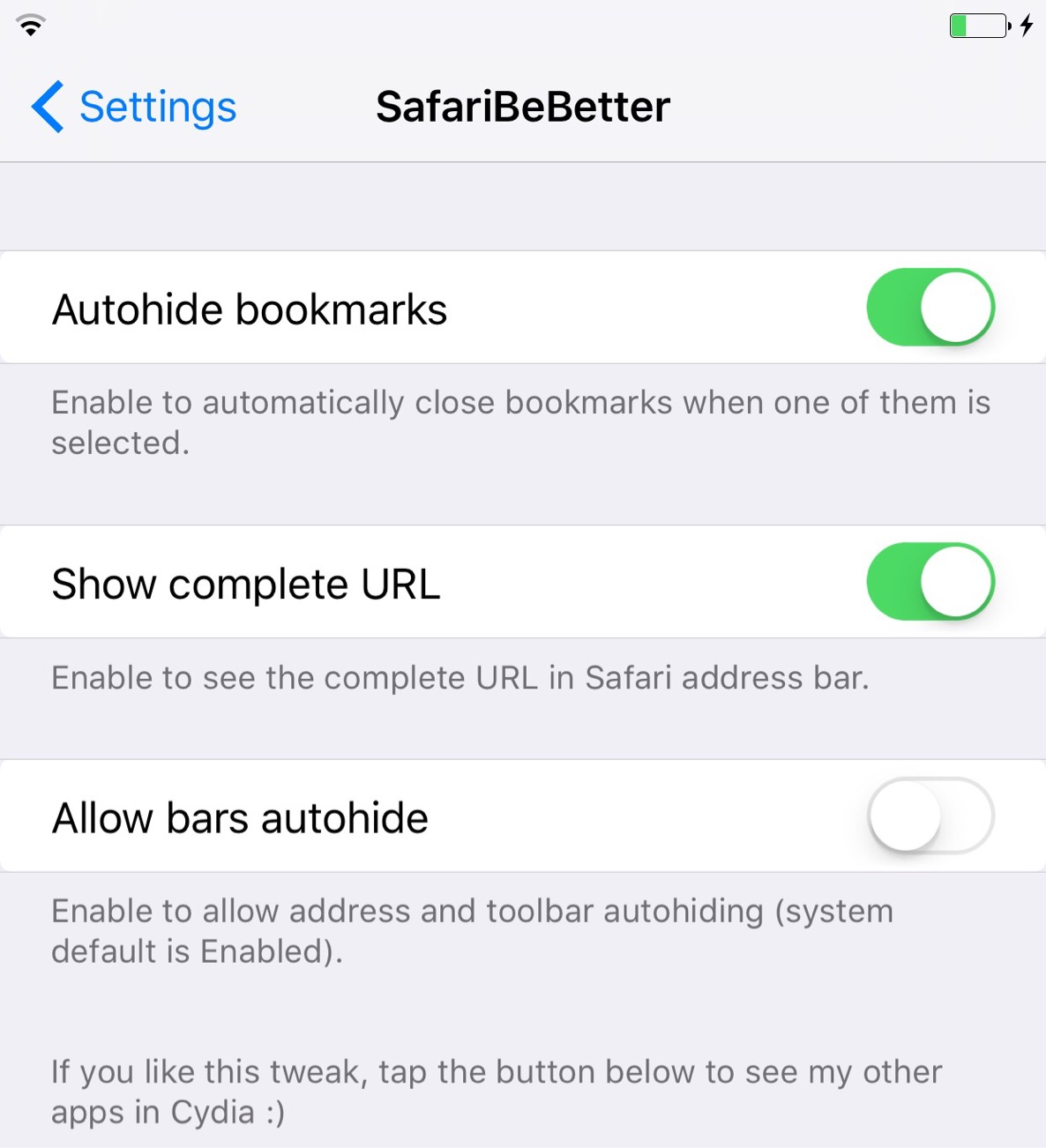 safaribebetter-settings.jpeg