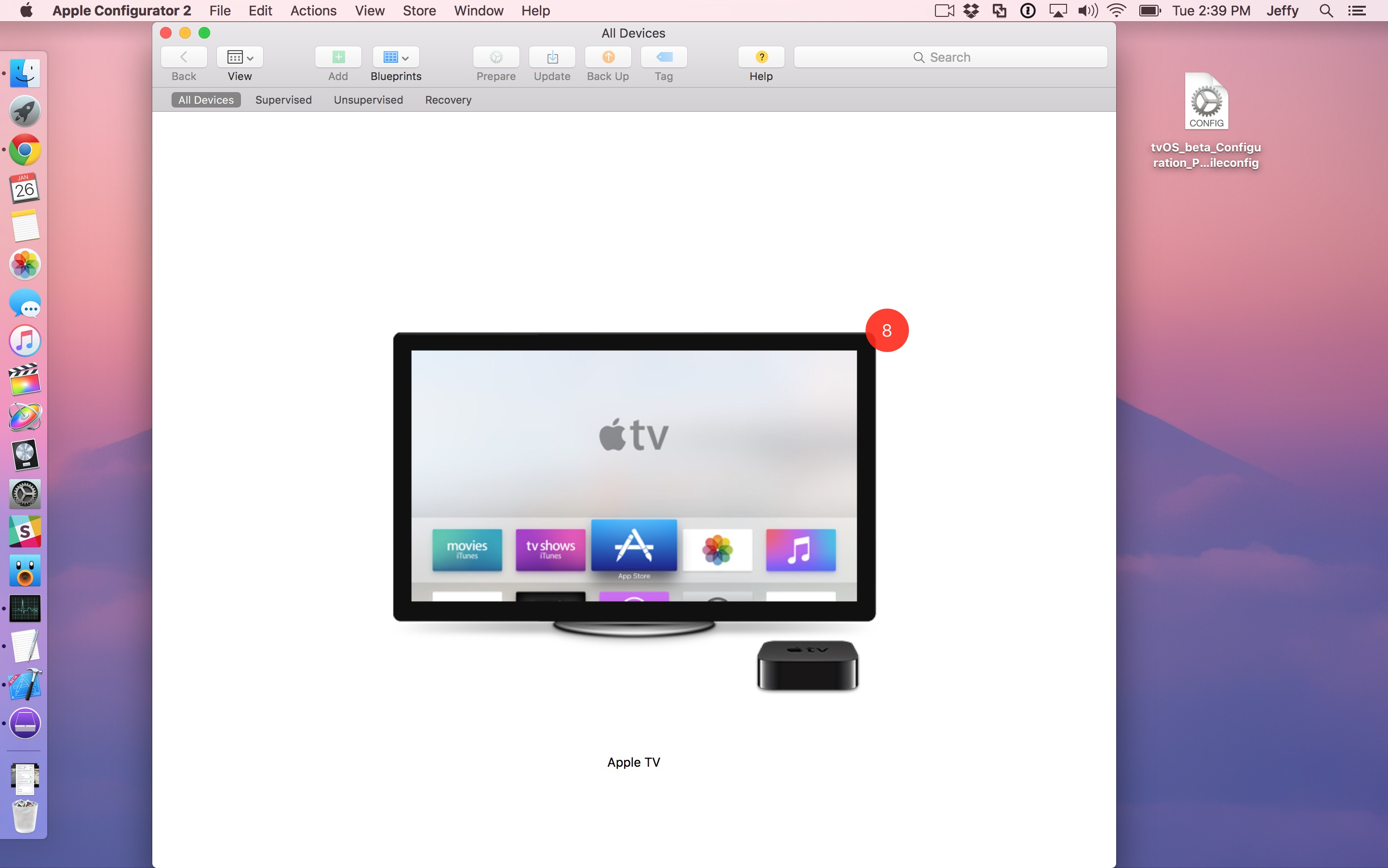 Apple Configurator Launch