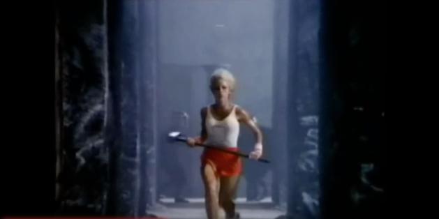 Apple ad 1984