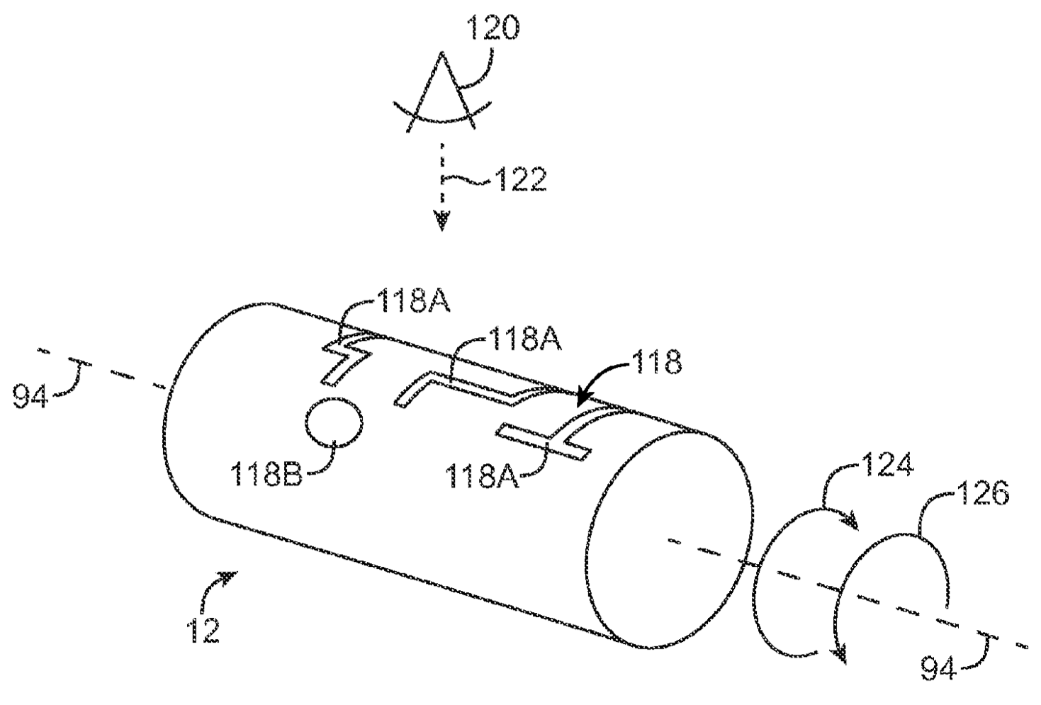 Apple patent iPhone wraparound display drawing 003