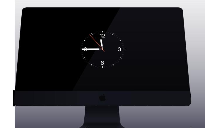 Apple Watch screen savers for Mac