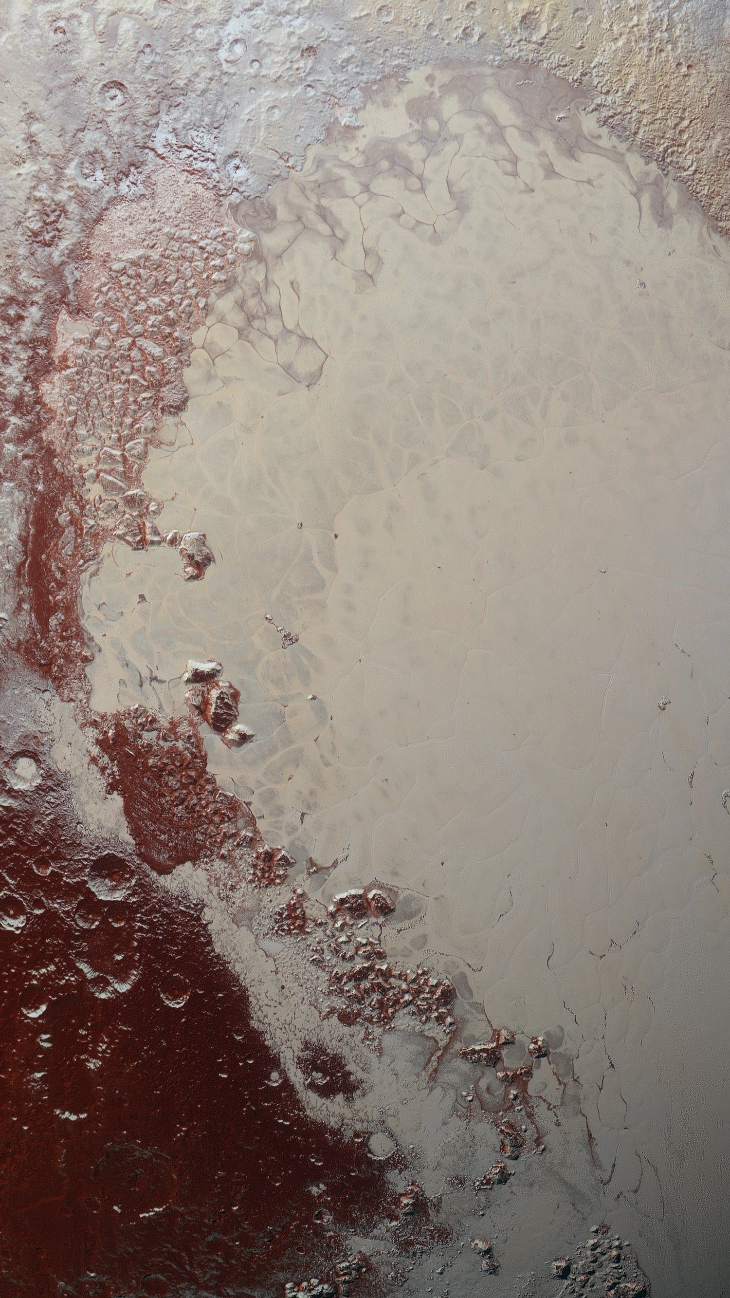 Cameron Nelms Pluto Wallpaper