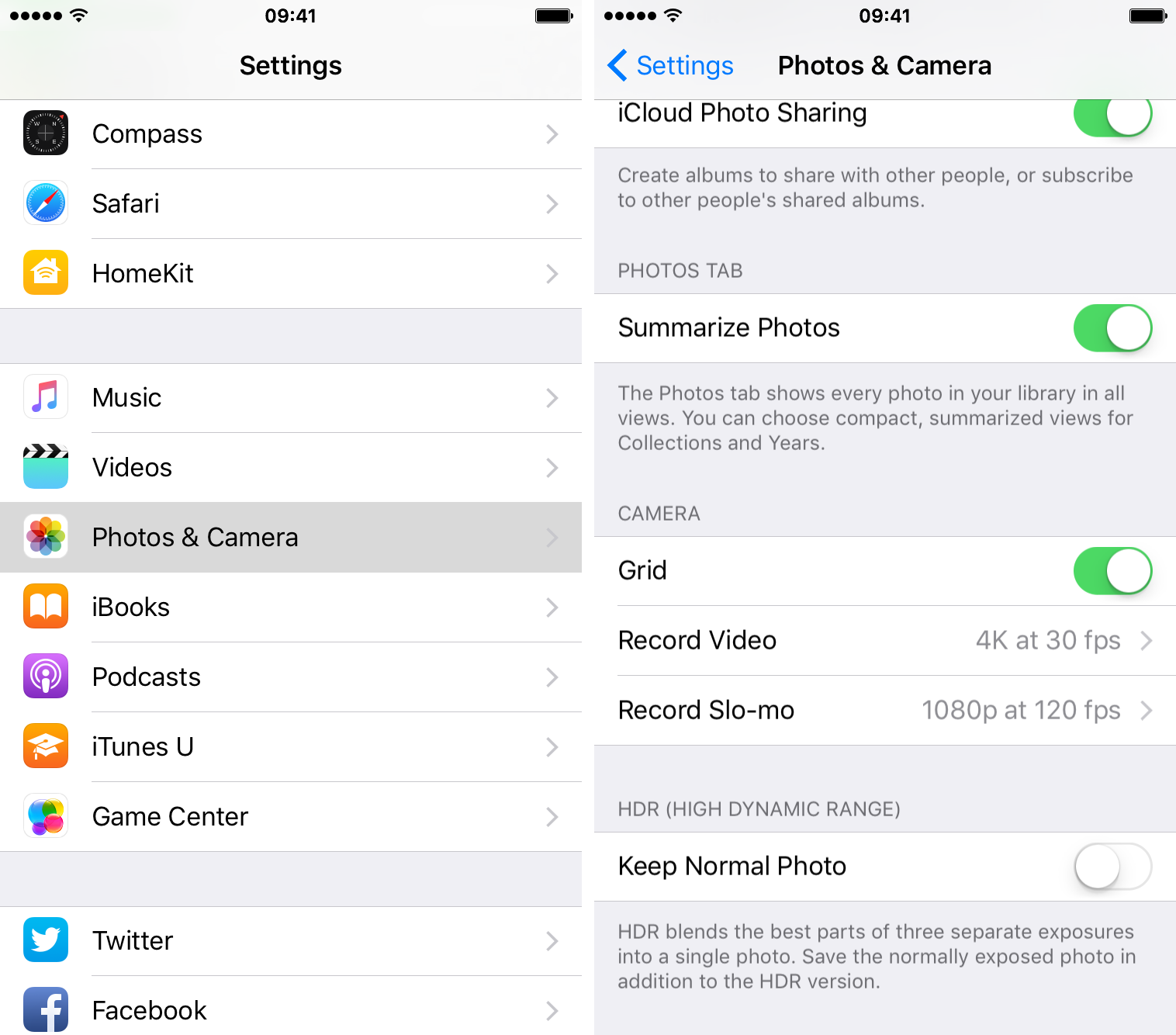 How to turn off HDR photo duplicates iPhone screenshot 001