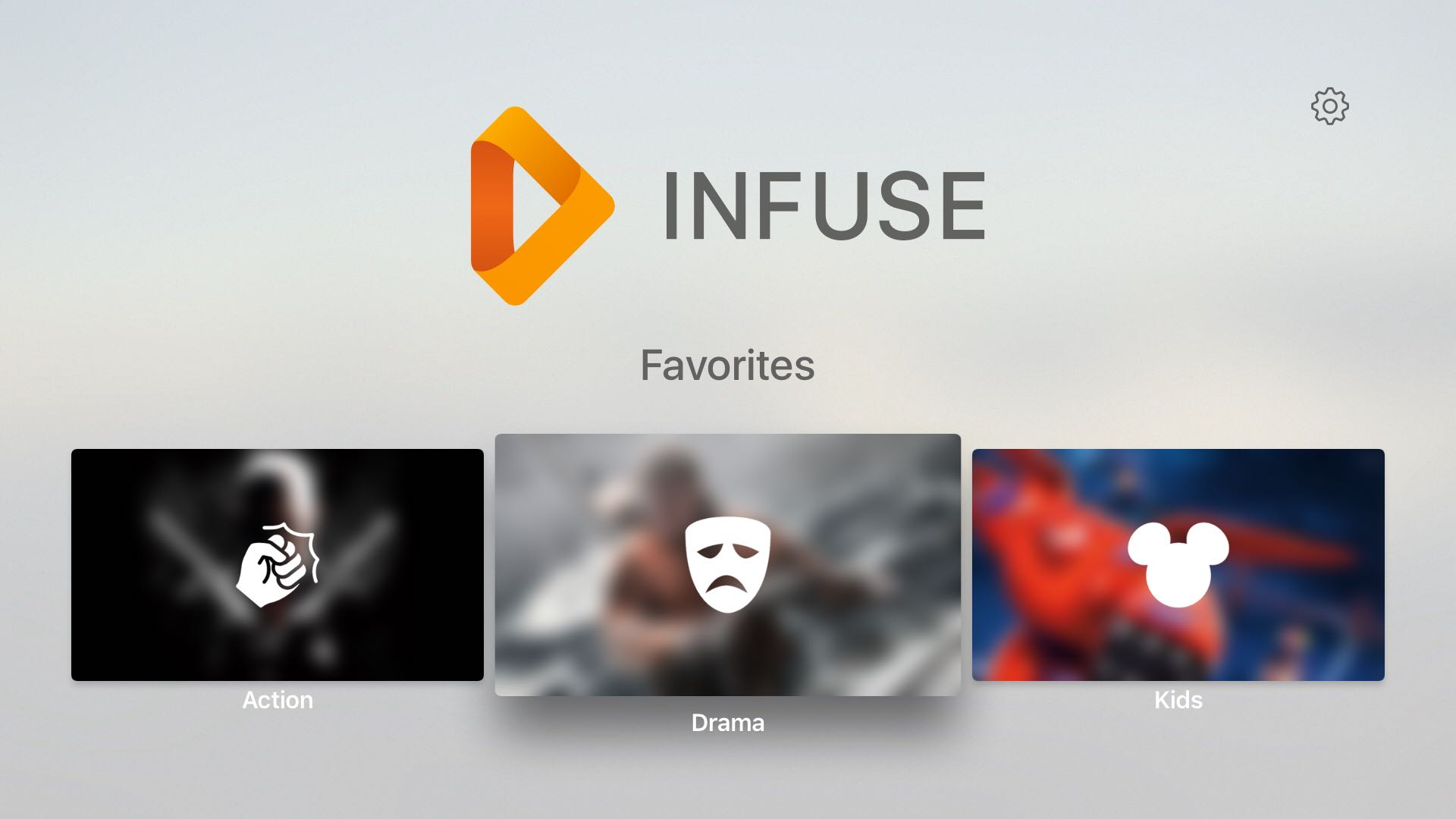 Infuse for Apple TV 4.0.2 tvOS screenshot 001