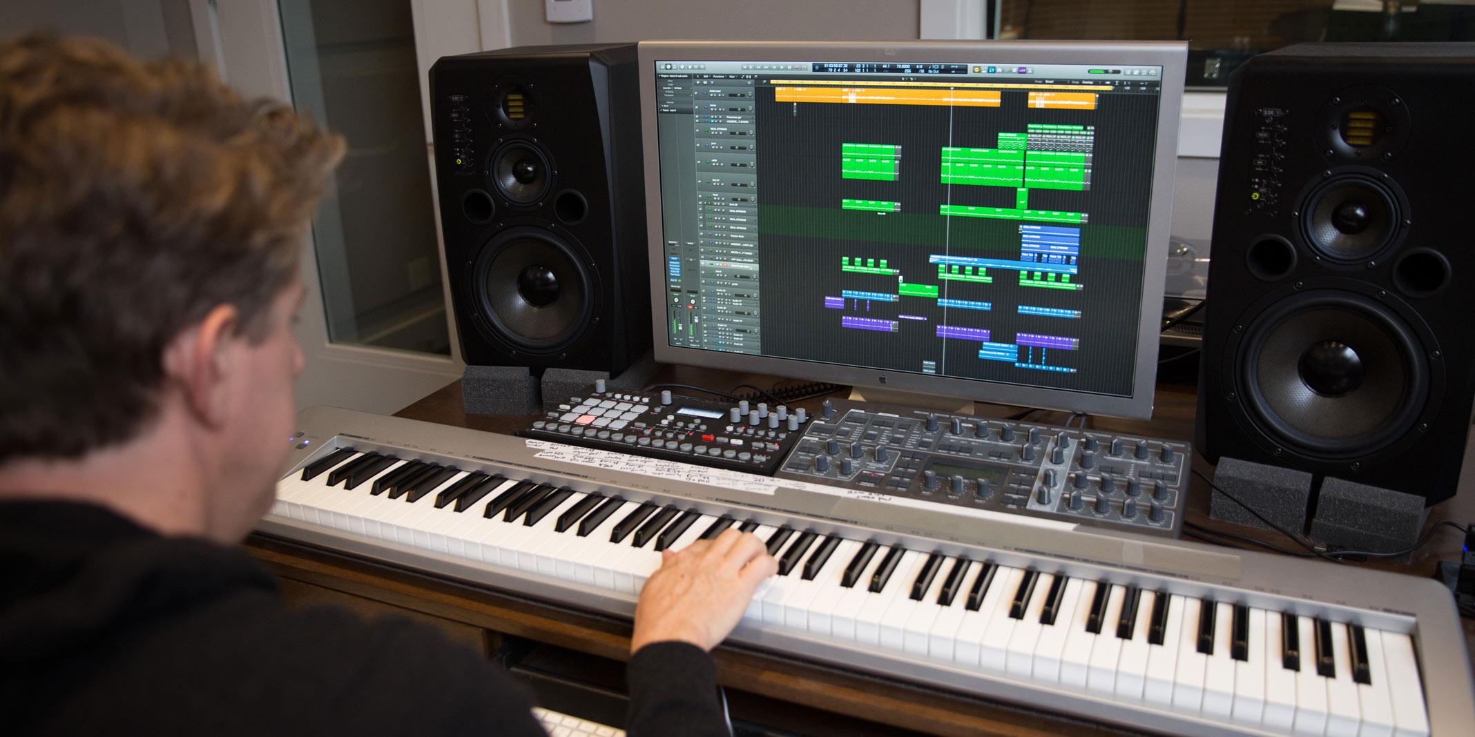Logic Pro X Adele
