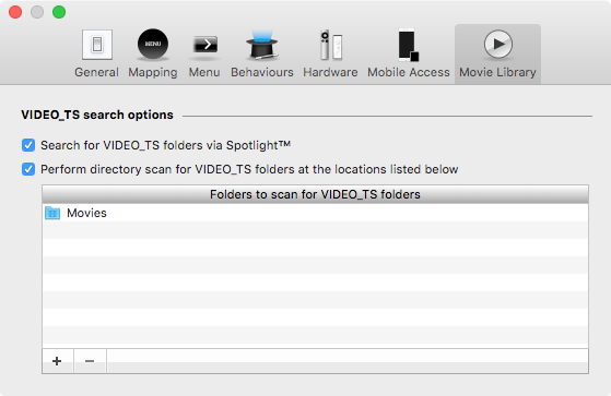Remote Buddy for OS X Mac screenshot 002