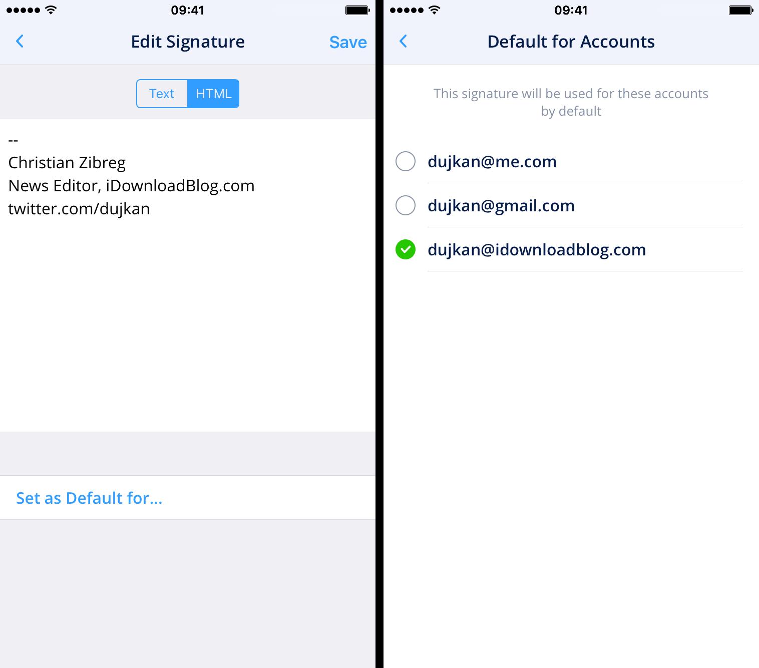 Captura de pantalla 002 de Spark 1.5 para iOS iPhone 6s