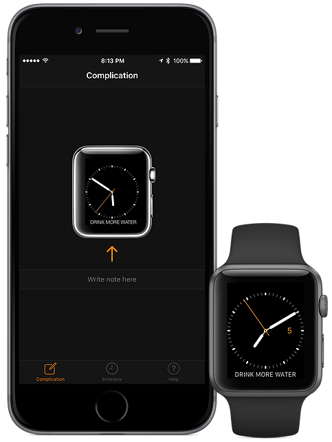 WatchNotes 1.0 for iOS iPhone screenshot 001