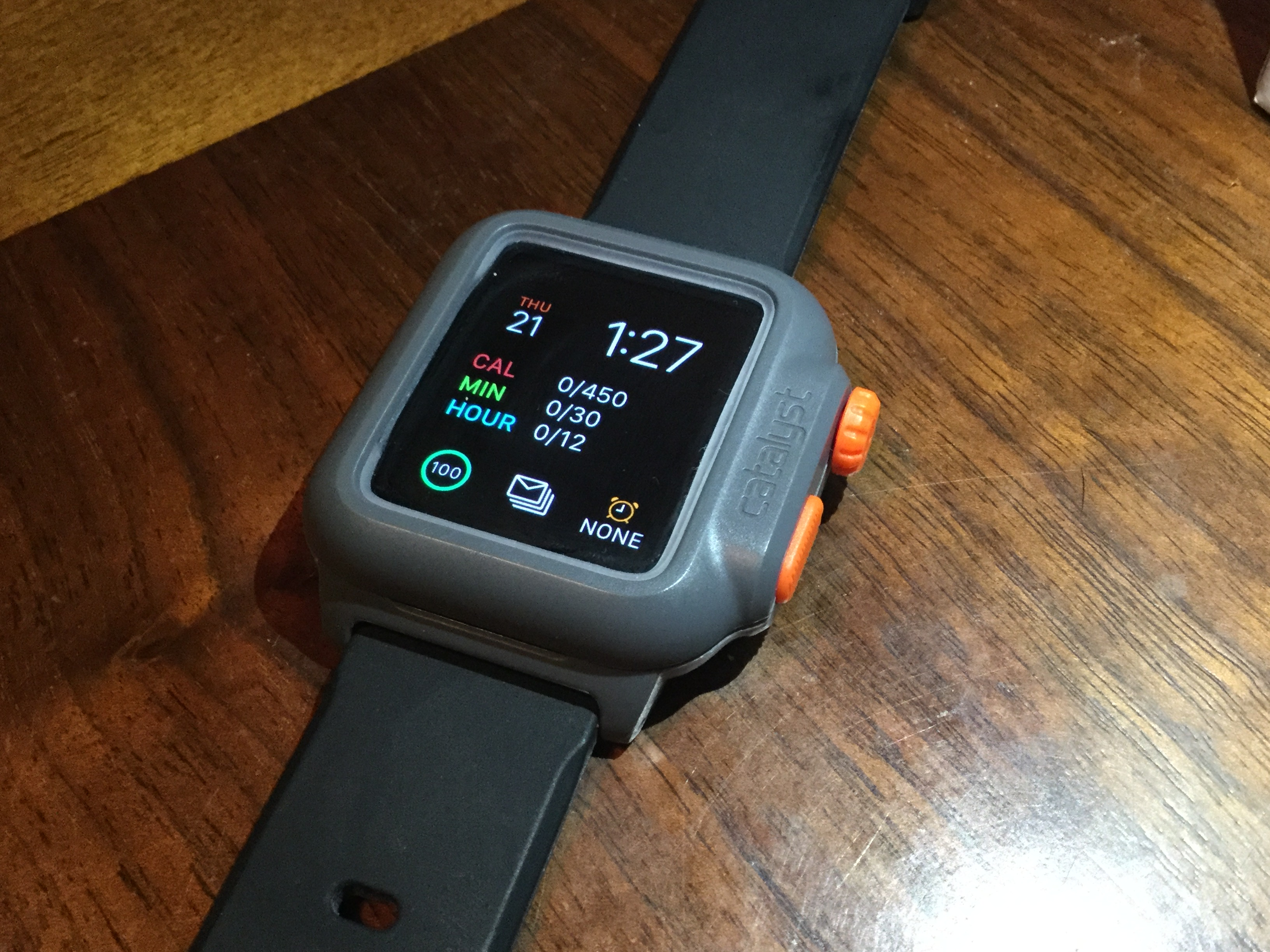 low priced a4234 05e07 This Catalyst case protects your Apple Watch from water and debris ...