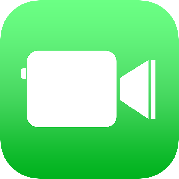 iOS 9 FaceTime icon full size