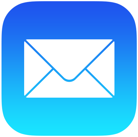 iOS 9 Mail app icon full size