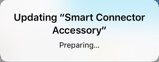 iOS 9.3 beta 2 accessory firmware update iPad Pro Smart Connector screenshot 002